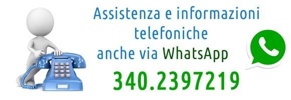 Assistenza telefonica
