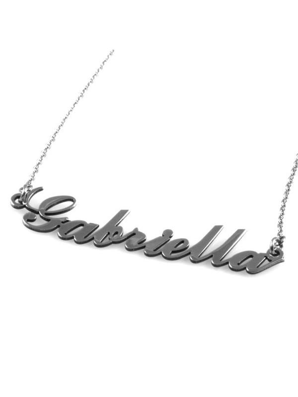 Collana con nome gabriella
