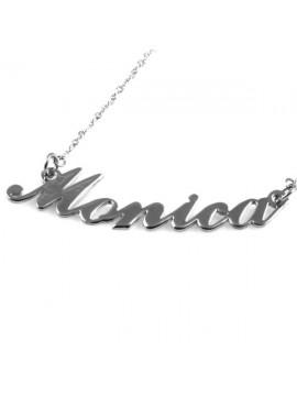 Collana con nome monica