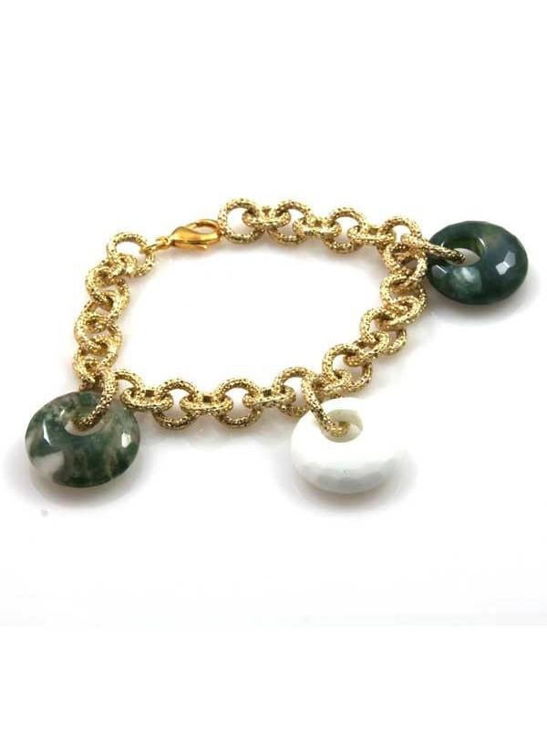 bracciale in pietre dure donna bcc1407