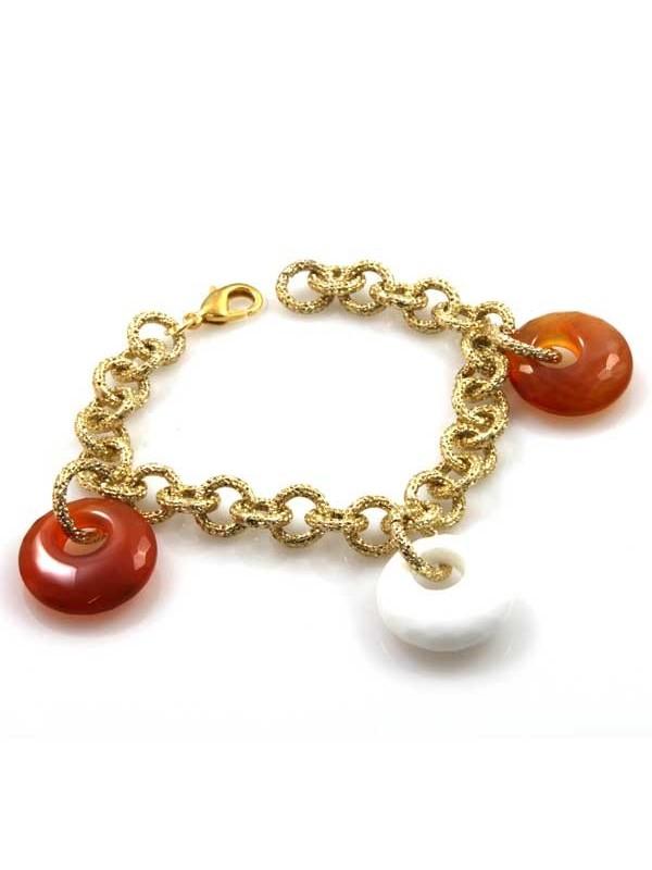 bracciale in pietre dure donna bcc1404