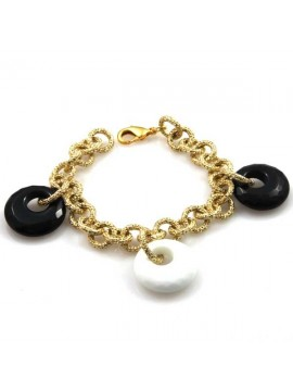 bracciale in pietre dure donna - bcc1403