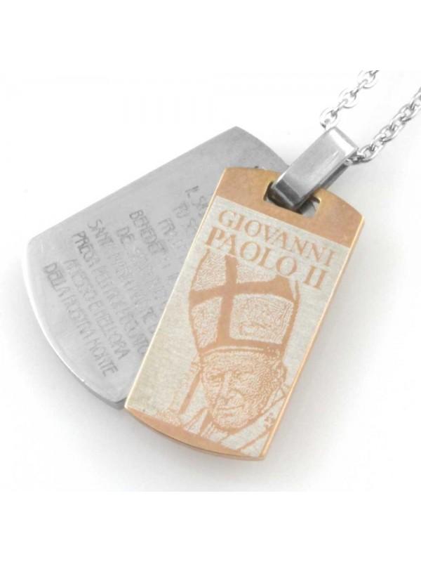 Collana di papa giovanni paolo II wojtyla cln0202