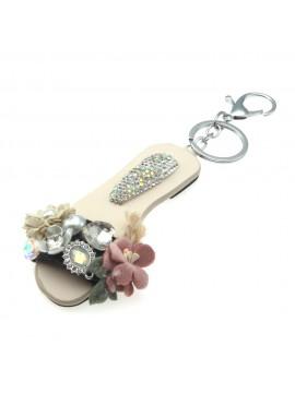 Portachiavi sandalo donna particolarissimo prt0025