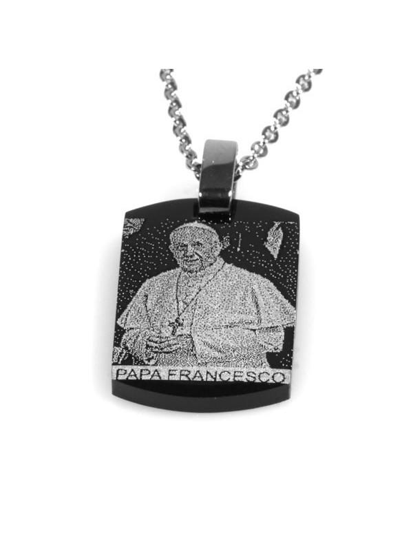 Collana di papa francesco